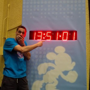 It's almost time!  I'm only really pretending to be nervous runDisney events always fun!