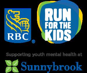 RBC Run for the Kids Logo