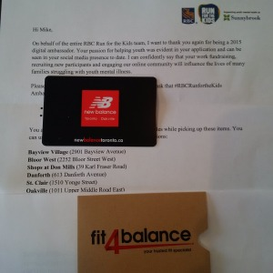 Thanks New Balance Canada