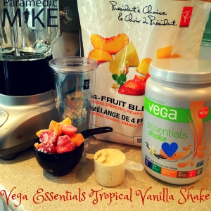 Vega Essentials Tropical Shake
